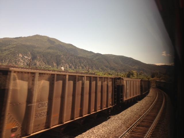 Climate Train - Coal